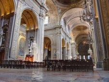 21 -FERRARA Interno della cattedrale.