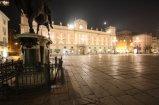 10 -Piuacenza. Palazzo del Governatore e dei mercanti in Piazza Cavalli.