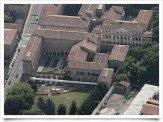 27 -Ferrara. Panorama sul Palazzo dei Diamanti