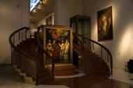 38 -Gli interni della Pinacoteca Nazionale di Bologna