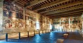 26 -Palazzo Schifanoia e gli affreschi del Salone dei Mesi sono la vera essenza della Ferrara rinascimentale