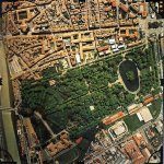 39 -Parma. Panorama sul Parco Ducale.