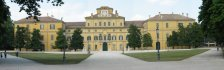 42-Il Parco Ducale, il polmone verde del centro storico - A Parma
