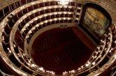 29 - Reggio Emila, interno del teatro Municipale