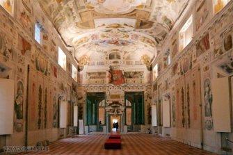 42 -Palazzo Ducale di Modena, interno.