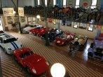 44 -Modena. Una delle più belle collezioni dedicate alla Maserati si trova in località Cittanova di Modena in un caratteristico rustico.La società West (di proprietà della famiglia Panini) ha l'impegnativo compito di custodire le auto della Collezione Maserati, faticosamente riunite nel corso di tanti anni, che ricordano le tappe più importanti della storia del Tridente.