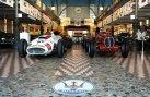 """45b -Modena. Museo dell'auto e moto d'epoca Umberto Panini. Le vetture della Collezione sono di grande valore per la Maserati grazie anche alla loro unicità, come la 6CM del 1936, prodotta in 27 esemplari, dominatrice delle corse europee nella categoria """"vetturette"""" e vincitrice alla Targa Florio, o la A6GCS Berlinetta Pininfarina, prodotta in soli quattro esemplari, che, con carrozzeria """"barchetta"""" vinse tre volte la Mille Miglia nella sua categoria."""