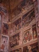 23 -Bologna S Petronio Cappella Bolognini particolare