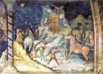 27 -L'apparizione della stella, Cappella Bolognini, basilica di San Petronio, Bologna