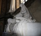 28 -Parma. La basilica magistrale di Santa Maria della Steccata. Tommaso Bandini, Pietà