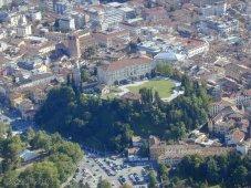 4 -Panorama sul Castello di Udine