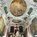 56 -Udine, interno Palazzo del Monte di Pietà Cappella di Santa Maria Del Monte, dettaglio.