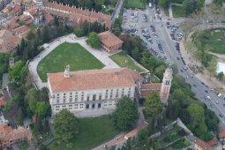 5 -Udine, altra veduta del Castello.
