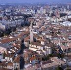 2-Pordenone - Duomo di San Marco e panorama della città