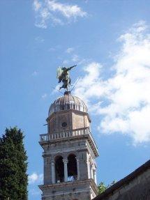16 -Udine_campanile_di_Santa_Maria_di_Castello_angelo