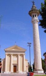 23 -PordenoneLa magnifica chiesa di San Giorgio a Pordenone è uno dei monumenti più interessanti da visitare in città. I documenti attestano la sua esistenza dal 27 agosto 1588.
