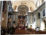 26 -Pordenone. Parrocchia San Giorgio, interno.