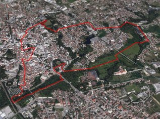 28 -Pordenone passeggiata per acque, parchi e musei.