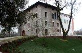 31 -Pordenone. Castello di Torre,veduta ravvicinata.