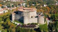 5 -Gorizia, altra veduta del castello.