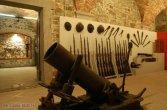 16 - Gorizia, sotterranei delle case Donberg e Tasso di Borgo Castello il museo della Grande Guerra