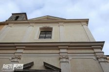 23 -Rieti. Chiesa di San Giovenale. facciata-