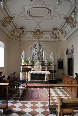34 -Duomo_di_Gorizia_-_Cappella_del_SantissimoSacramento è nota dal 1342