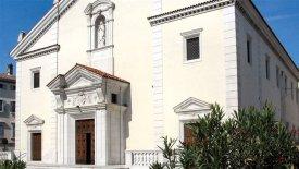 29 -Il Duomo di Gorizia dedicato ai Santi Patroni Ilario e Taziano.