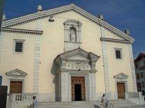 30 -Cattedrale di Gorizia, Duomo, facciata