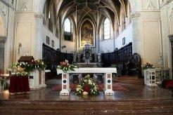 32 -Duomo di Gorizia Interno, l'abside