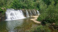 18- Frosinone, ecco labellissima cascata dello schioppo a pochi minuti dal centro citta