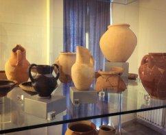 14 -Frosinone. Il Museo archeologico altra sala.
