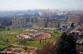 5 -Altra veduta della villa comunale di Frosinone