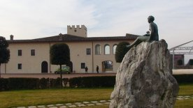 7 -La villa comunale di Frosinone, particolare