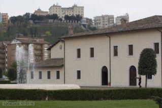 7 -Frosinone. Particolare della Villa Comunale