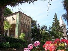 33 -Ravello. Hotel e Villa Cimbrone. Parco