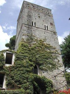 12 -Torre maggiore di Villa Rufolo
