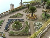 19 -Il giardino di Villa Rufolo che ispirò Wagner