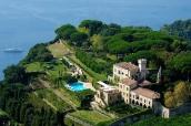 26 -Ravello.Hotel e Villa Cimbrone, panoramica