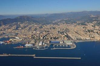 1 -Genova. Panorama