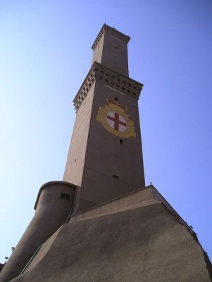 10 -Genova, particolare della lanterna