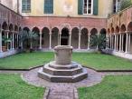 20 -Genova, chiesa S Matteo chiostro