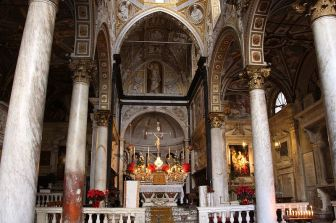 21 -Genova, chiesa S Matteo, interno