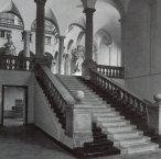 72 -Genova. Palazzo Bianco, scalone