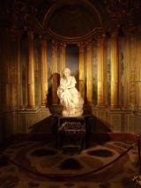 63 -Genova. Palazzo-Carrega Catalghi . Cappella con la Madonna Carrega del Puget