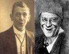 18 -Charles Adrien Wettach (Reconvilier, 10 gennaio 1880 – Imperia, 14 luglio 1959) è stato un circense svizzero, noto come Grock. Considerato il più grande clown dei suoi tempi.