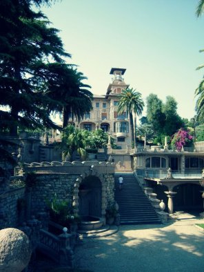 13 -Imperia, villa-grock-giardino