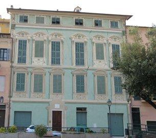 44 -Imperia. Parasio, palazzo-strafforello.