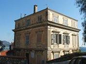 46 -Imperia, casa di Giulio Natta sulla collina del Parasio.