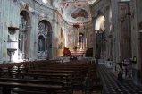67 -Imperia- cervo ligure -chiesa-s-giovanni-battista- interno